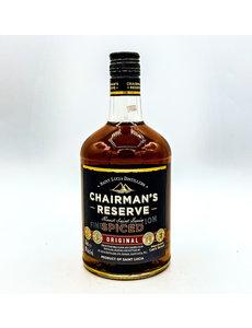 CHAIRMAN'S RESERVE SPICED RUM SAINT LUCIA 750ML