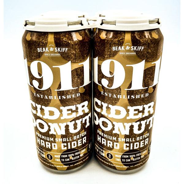 1911 EST. CIDER DONUT 4PK