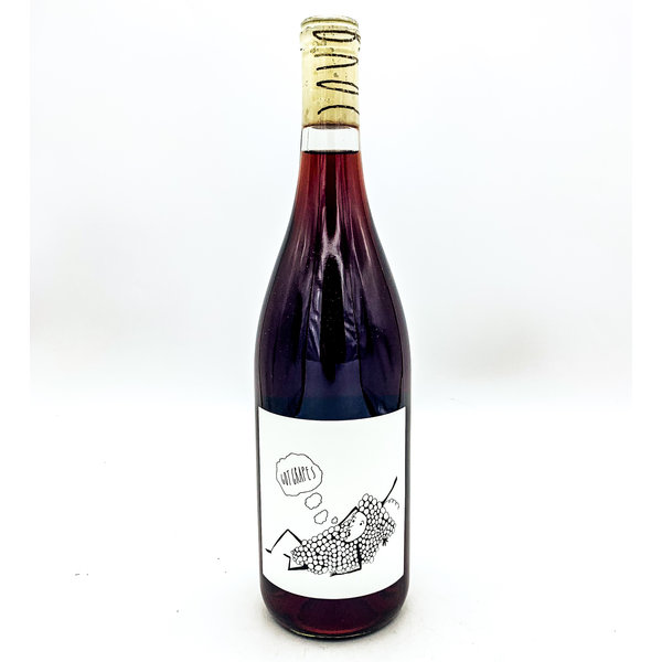 BROC CELLARS 'GOT GRAPES' CHILLABLE RED BLEND NATURAL 750ML