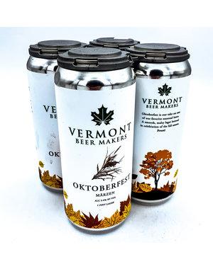 VERMONT BEER MAKERS OKTOBERFEST 4PK