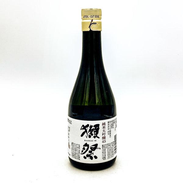 Asahi Shuzo DASSAI 45 JUNMAI DAIGINJO SAKE 300ML