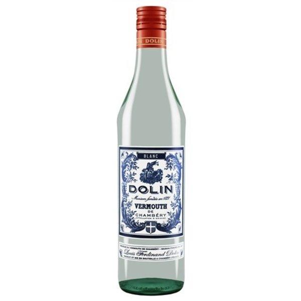 Louis Ferdinand Dolin DOLIN BLANC WHITE VERMOUTH de CHAMBERY 750ML