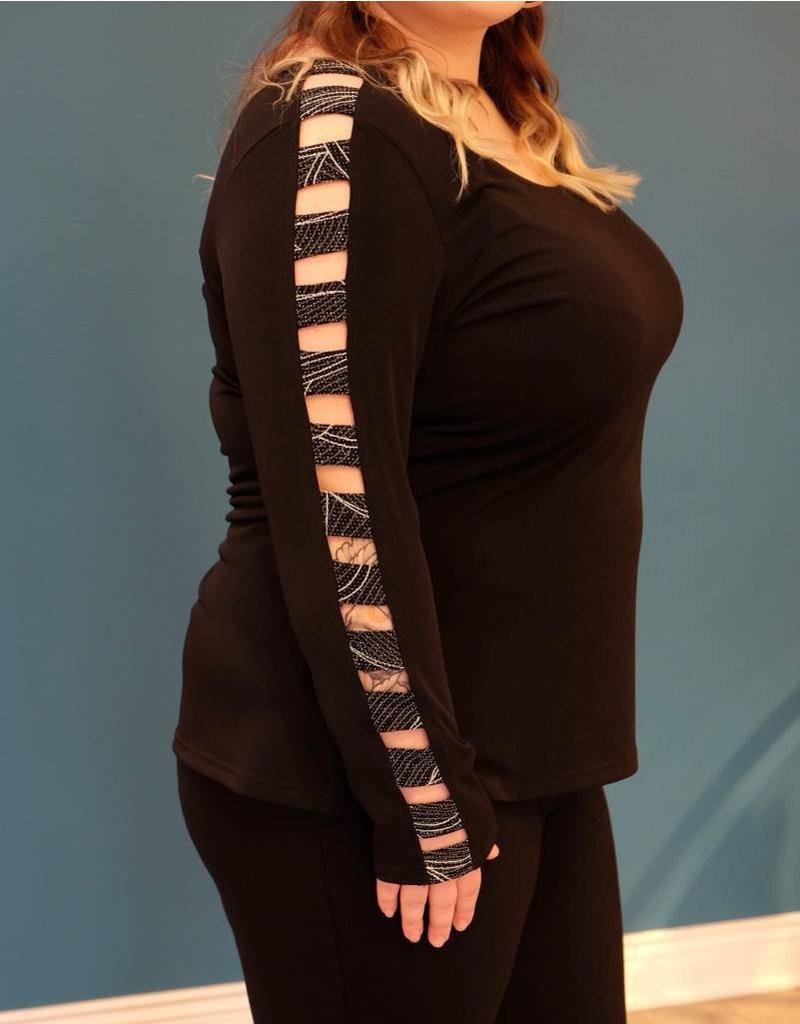 Pretty Women Zara Top