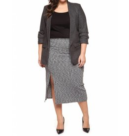 Dex Pull On Pencil Skirt