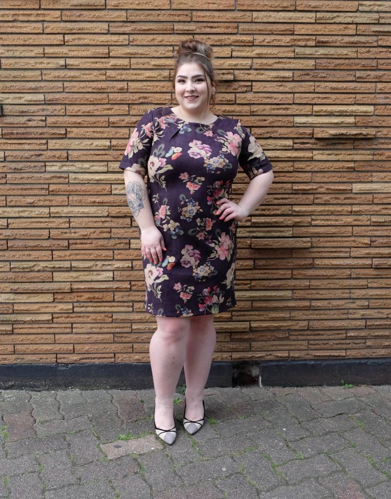 La Lemon Sweet Pea Dress