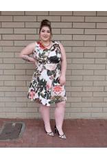 La Lemon Garden Dress