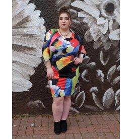 La Lemon Picaso Dress