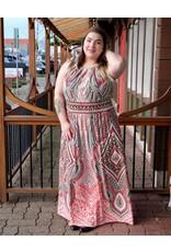 London Times Juliette Maxi Dress