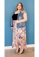 Artex Fashion Spring Bouquet Skirt