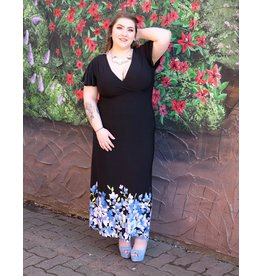 Pretty Women Sandra Maxi Dress