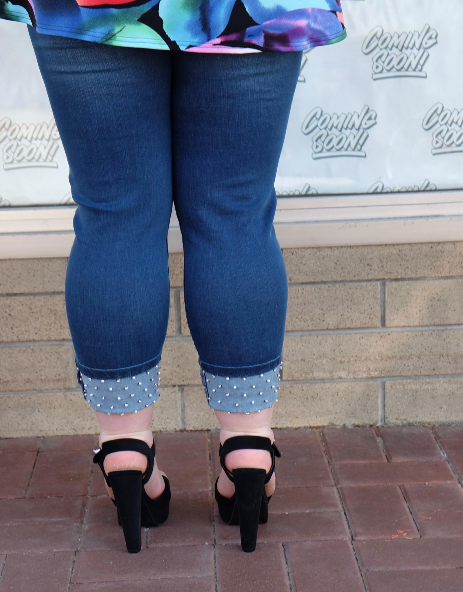 Carreli Jeans Bling Capri