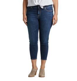 Silver Jeans Skinny Crop Jean