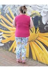 Robell Colorful Printed pant