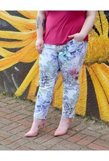 Robell Colorful Printed pant