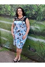 Tango Mango Lattice Dress