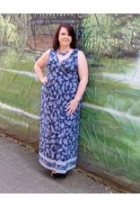 London Times Calista Maxi Dress