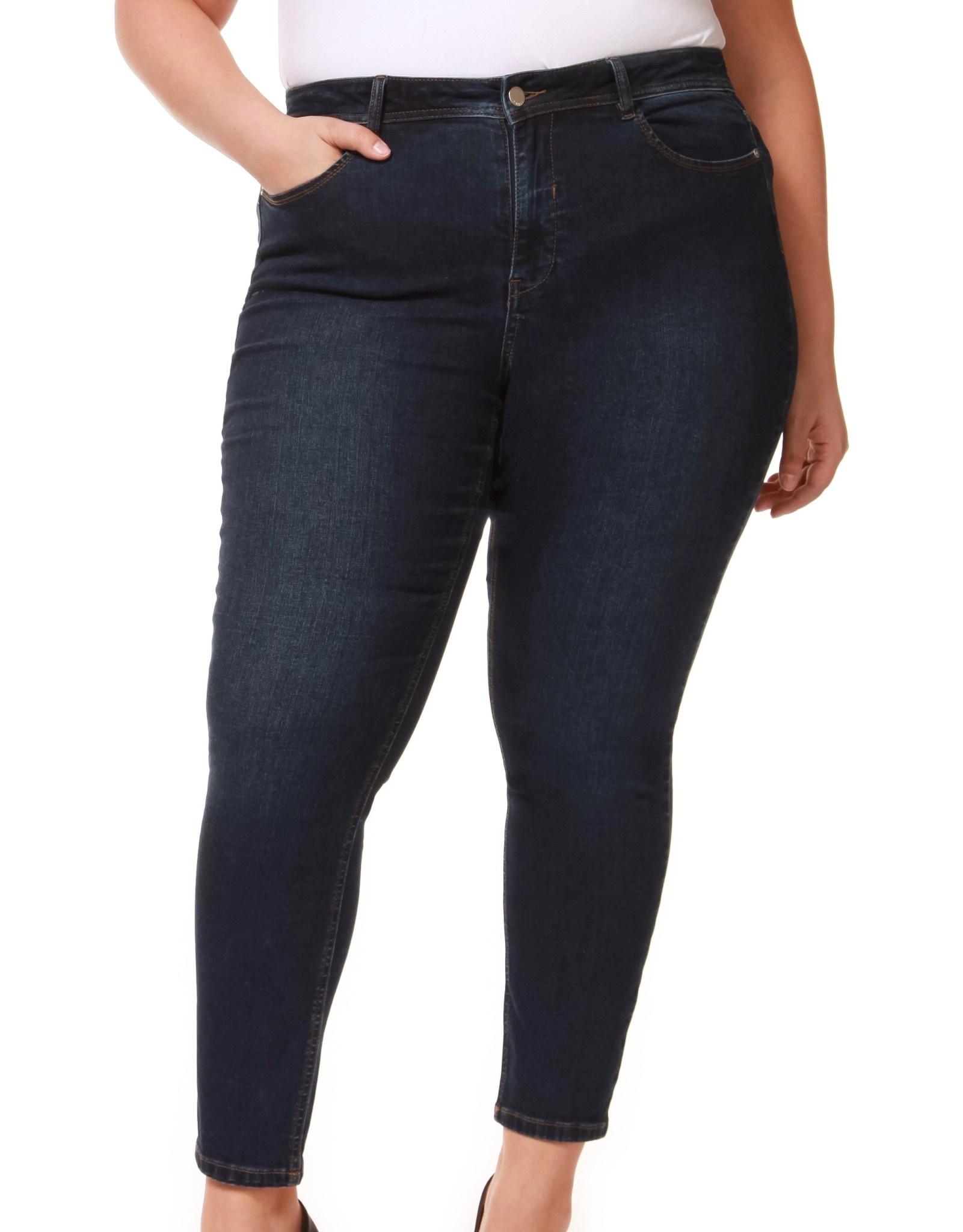 Dex Mid Rise Ankle Skinny Jean