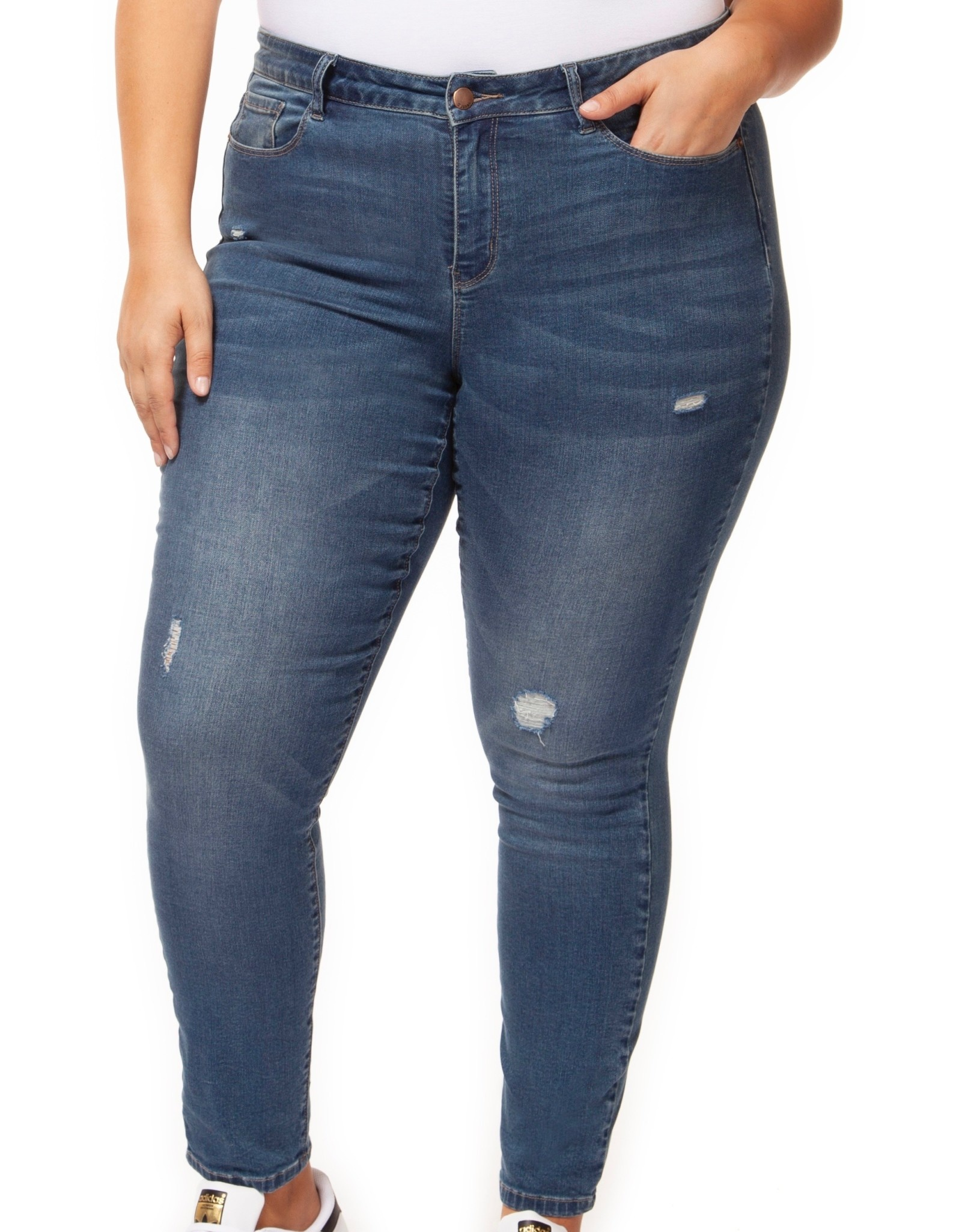 Dex Vintage Wash Jeans