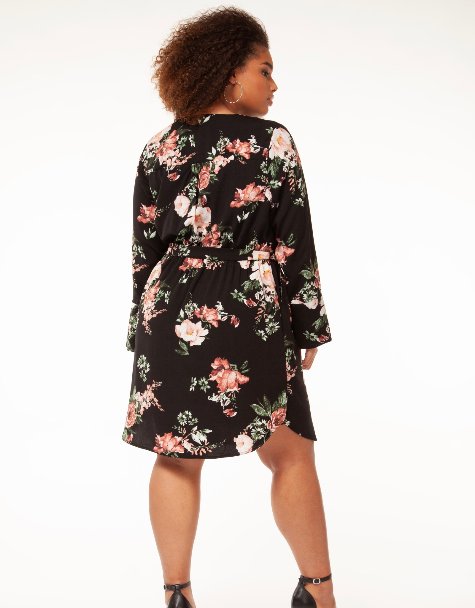 Dex Rustic Roses Dress