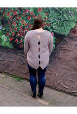 Dex Split Back Sweater