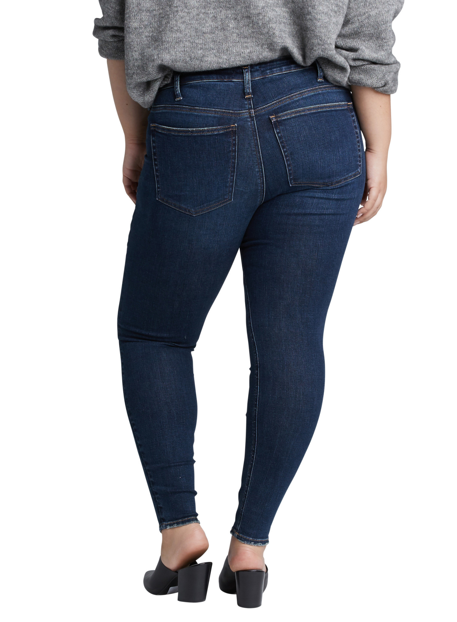 Silver Jeans Most Wanted Skinny Jean
