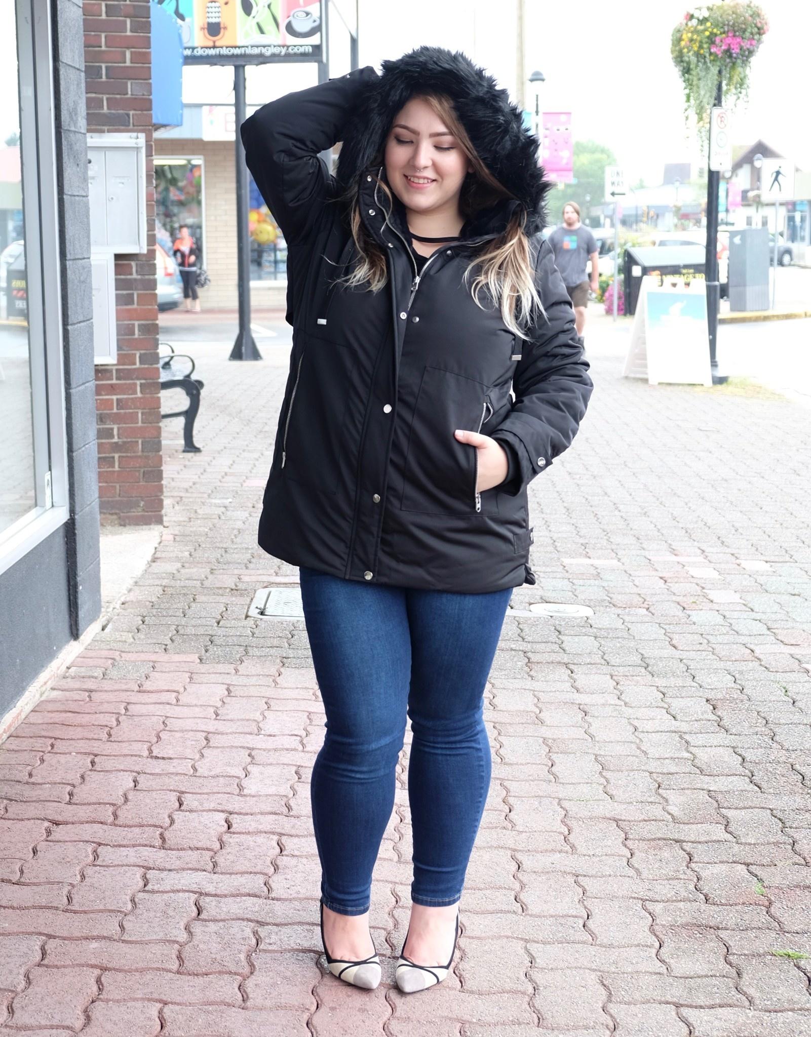 Dex Puffy Jacket