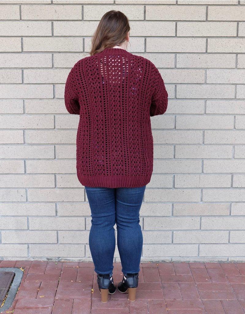 Dex Knitted Cardigan
