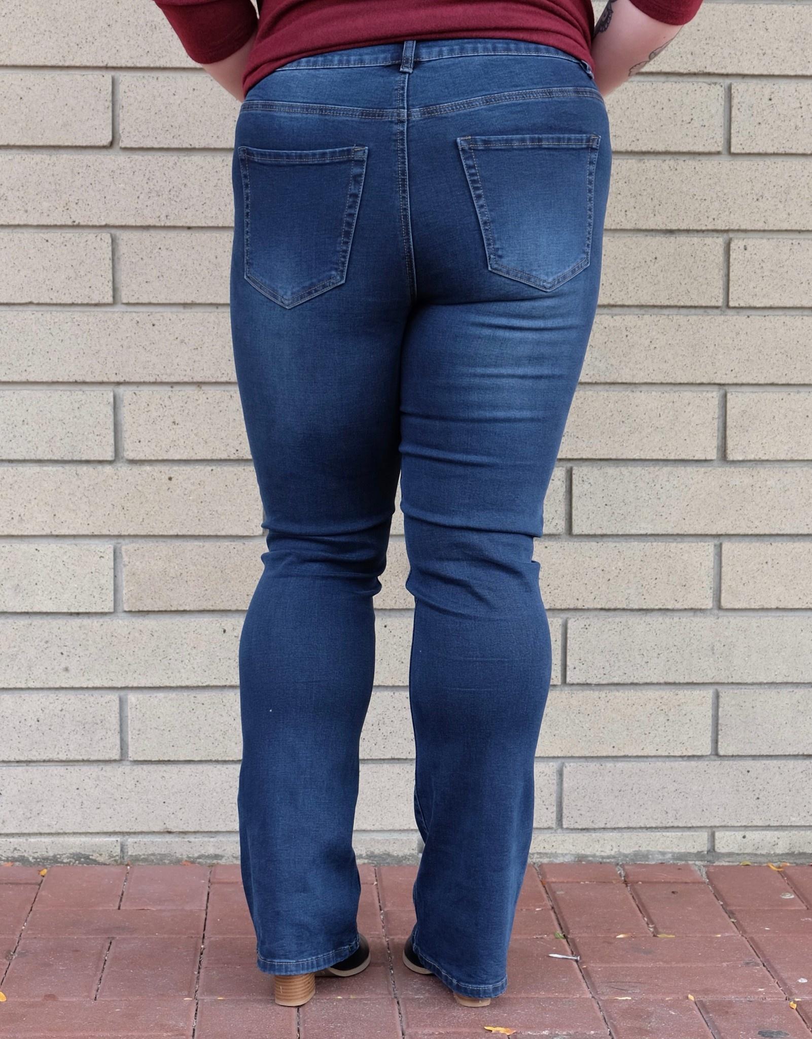 Dex Slim Boot Cut Jean