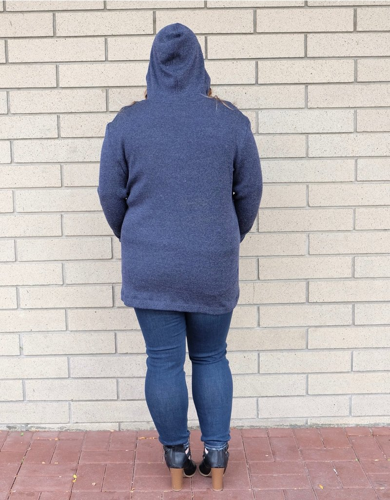 Fran Hooded Top