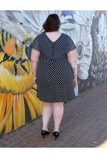 Pretty Women Polka Dot Dress