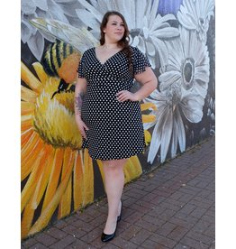 Pretty Women Polka Dot Dress