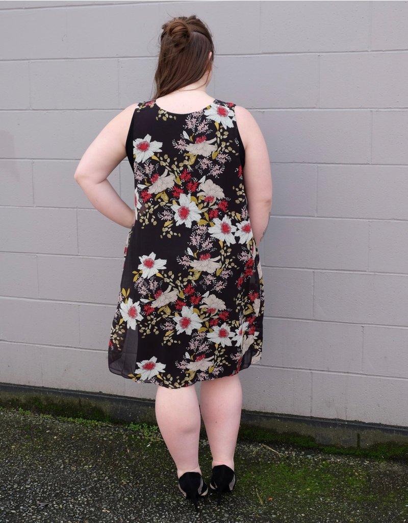 Papa Fashions Blossom Dress