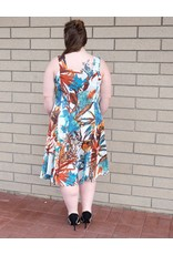 Papa Fashions Tropical Dress