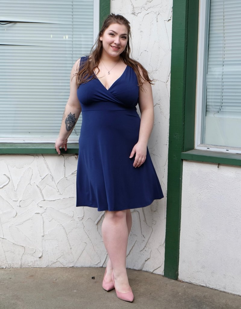 Pretty Women Pearl Dress