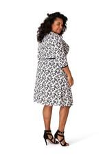 Yesta Jet Dress