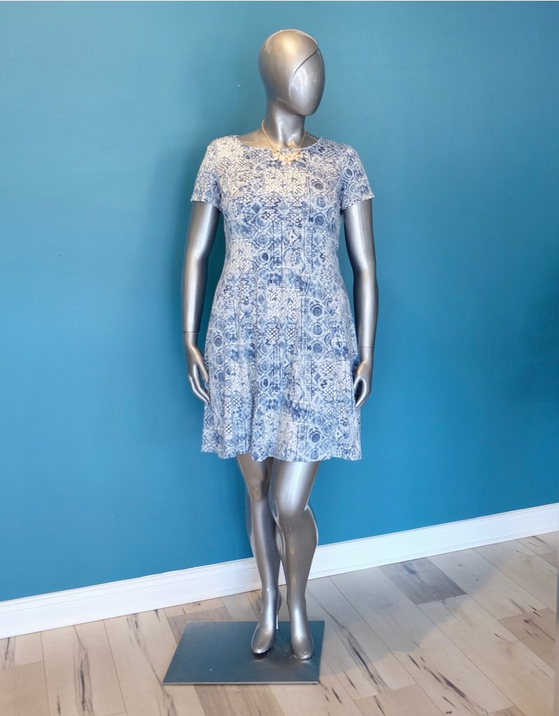 LASANIA Printed Dress