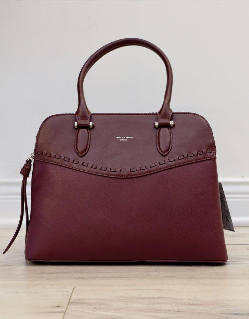 Holiday Group Satchel Handbag