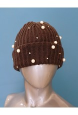 Duguay Pearls Touque