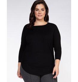 Dex Circle Hem Sweater