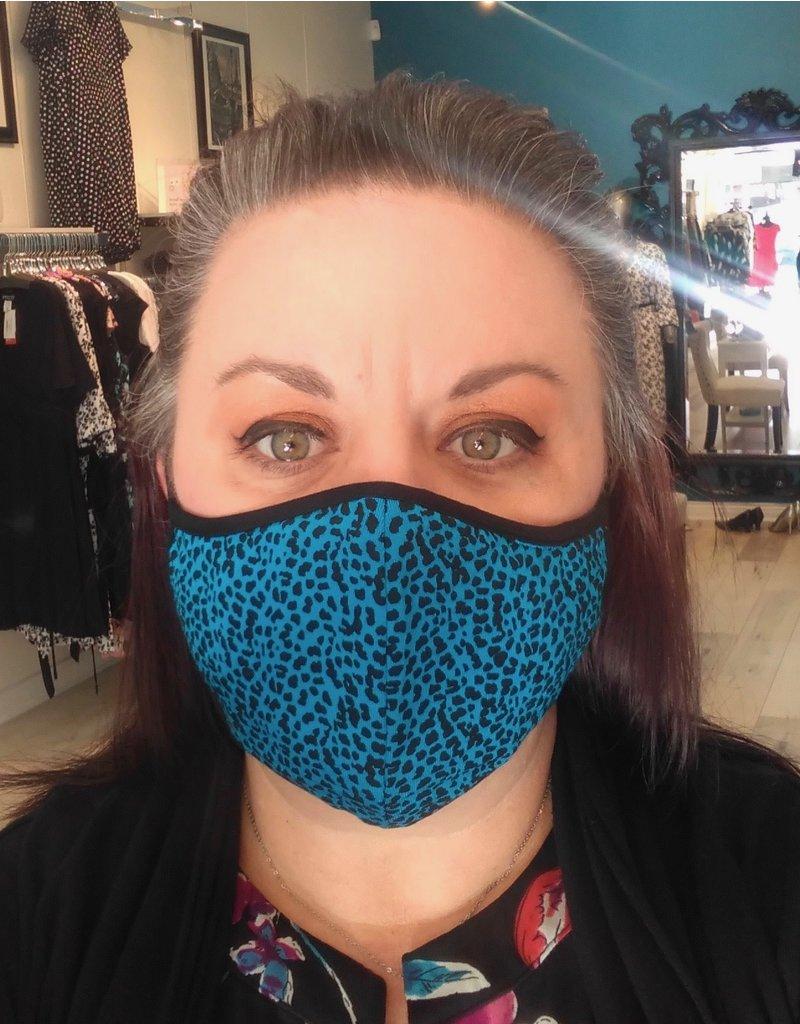 Blue Sky Bamboo Mask
