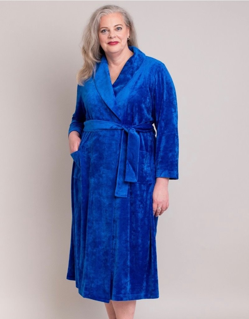 Blue Sky Fiona Bathrobe