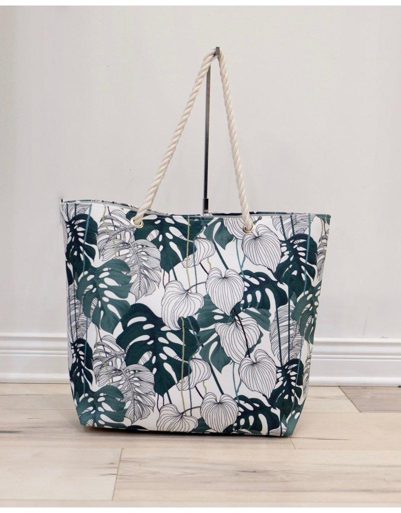 Fashion Island Palm Beach Bag
