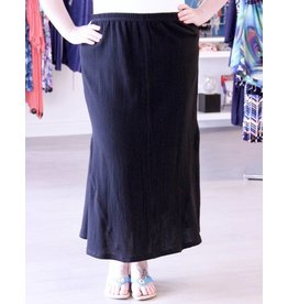 Cotton Maxi Skirt
