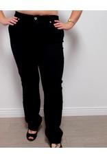 Carreli Jeans Angela Straight Black