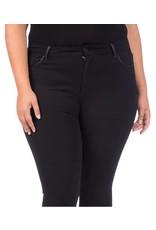 Lola Jeans Jersey Knit Slim Leg