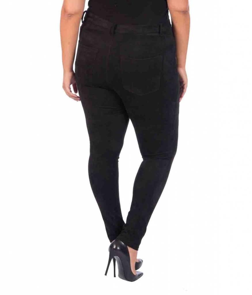 Lola Jeans Isabel Suede Legging