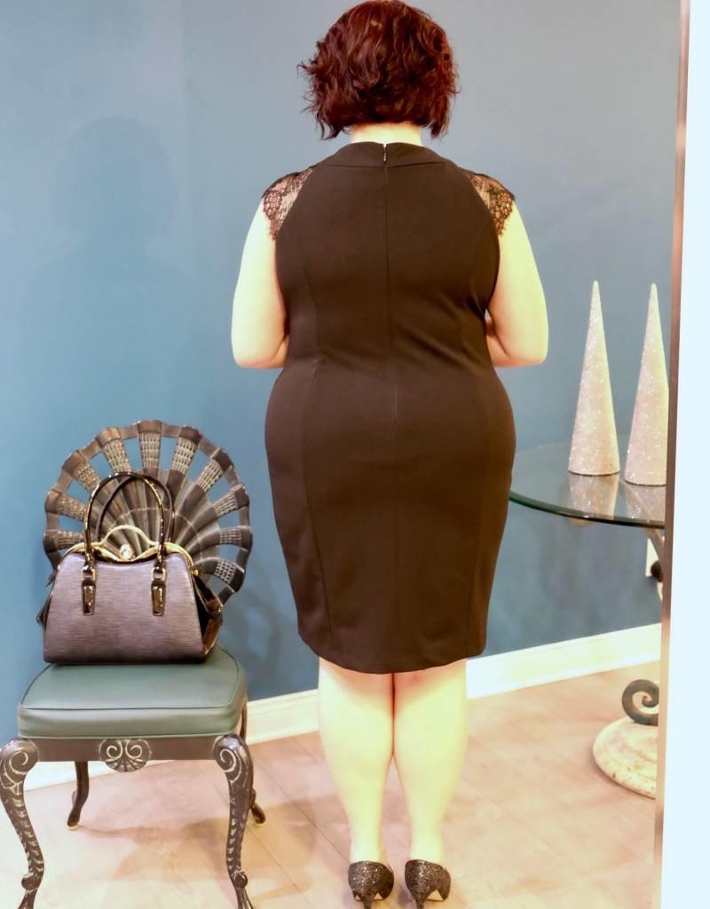 Sangria Evening Dress