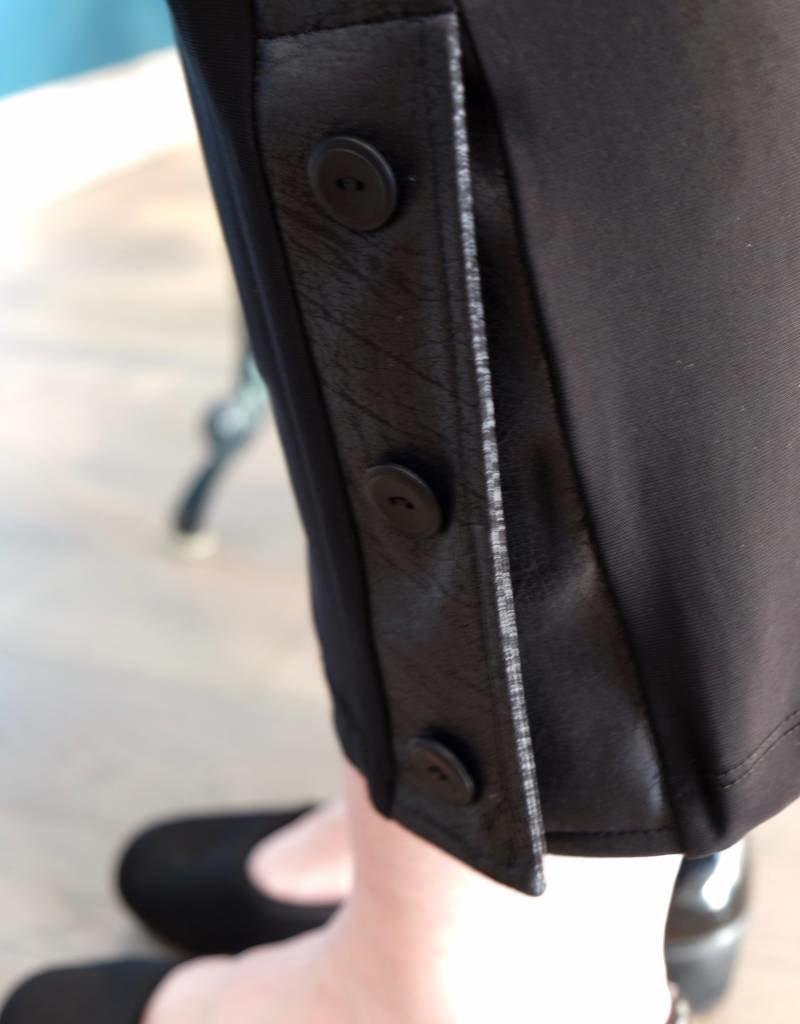 Artex Fashion Leather Trim Crop