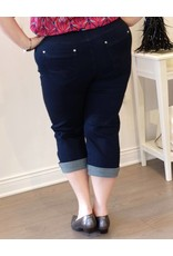 Carreli Jeans Angela High Rise Capri