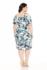 London Times Curvy Hugs Dress